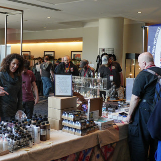 Various Adepticon Booths