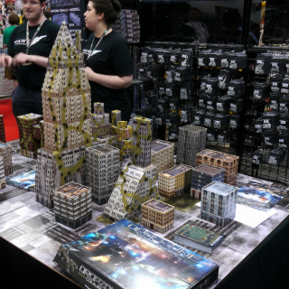 We Drop In On Dave From Hawk Wargames To See Whats New