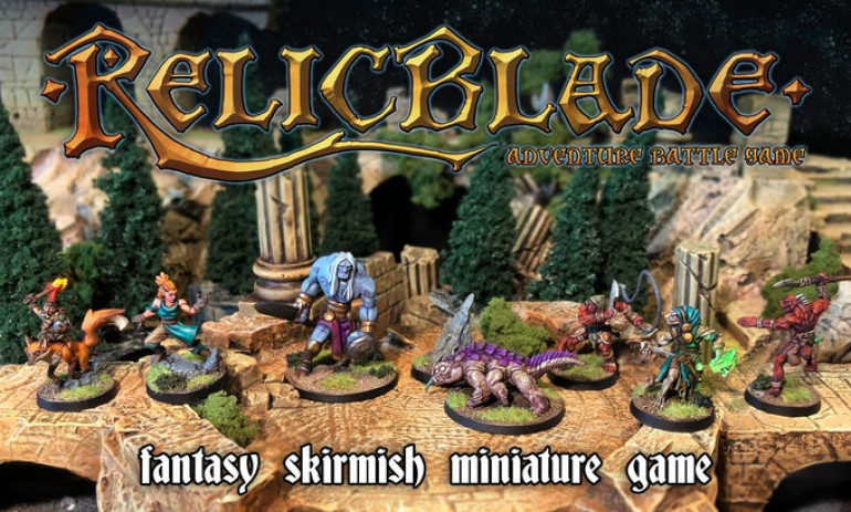 Relicblade: The Wretched Hive Fantasy Miniature Game