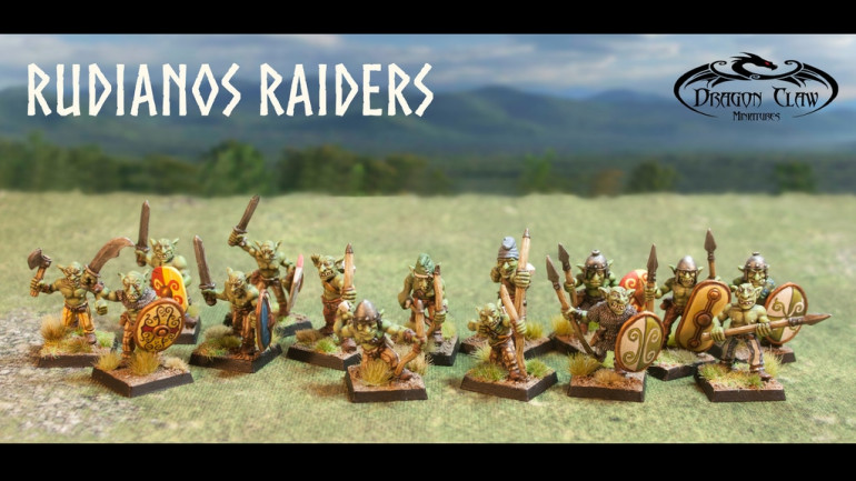 Rudianos Raiders - The Goblins Rise
