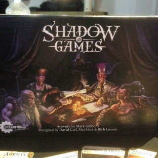 Justin Cleans Up In Shadow Games