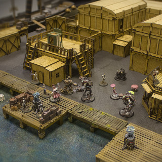 Tabletop-tastic Terrain For A Terrific Game