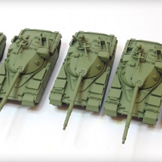 Priming The Iron Maiden Army
