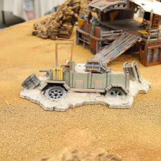 Warsenal Shows Off Terrain For Dark Age