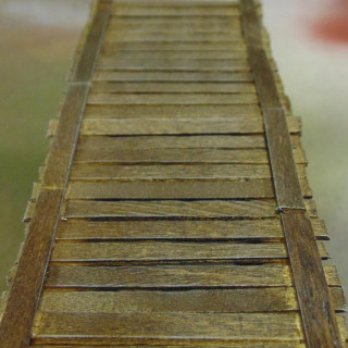 Weathering Piers & Jetty Sections