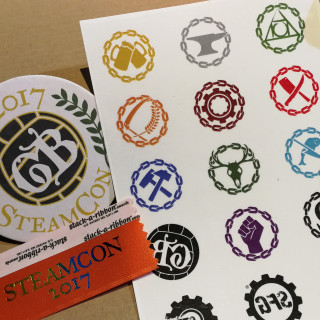 SteamCon Welcome Pack!