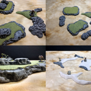 Sic Creations Inc. Terrain & Table top Accessories