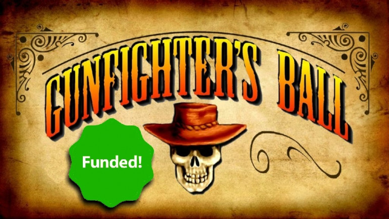 Gunfighter's Ball Wild West Miniatures Game