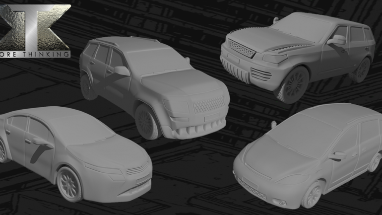 Tabletop Mini Cars Mini Kickstarter! 15mm & 20mm