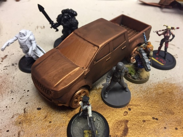 Kore Tabletop Cars