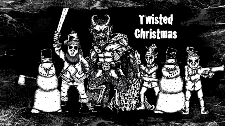 Twisted Christmas: Summoning the Krampus!