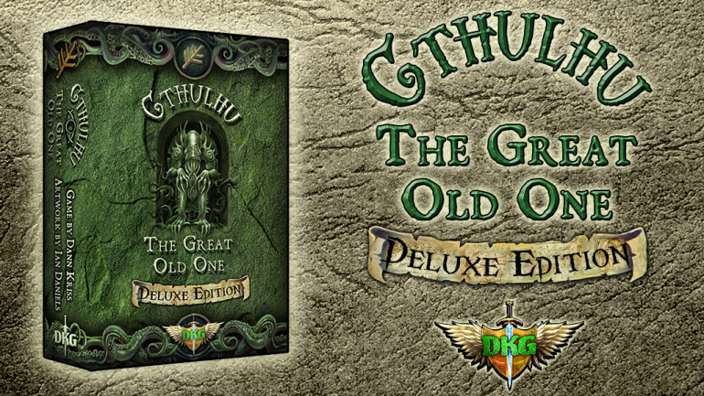Cthulhu: The Great Old One (Deluxe Edition)