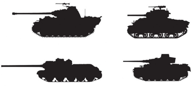 photograph relating to Printable Tanks identify Launching in just Oct 3D Printable Tanks as a result of 3D Wargaming