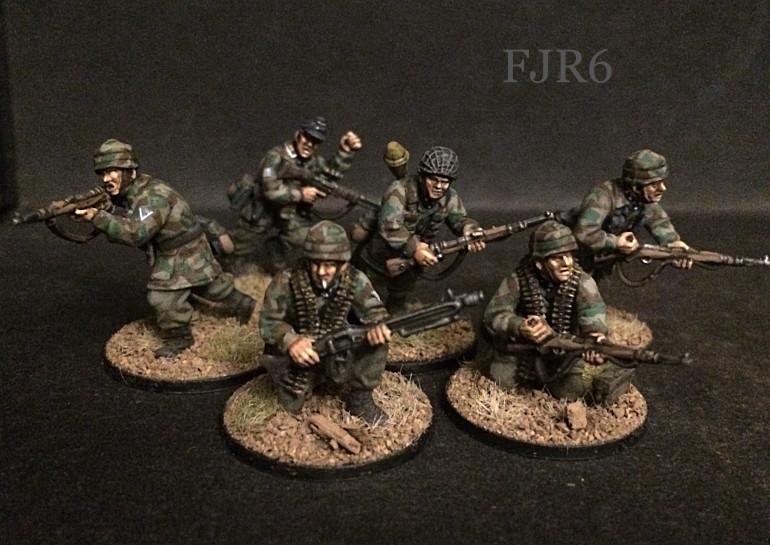 Progress On Second Squad