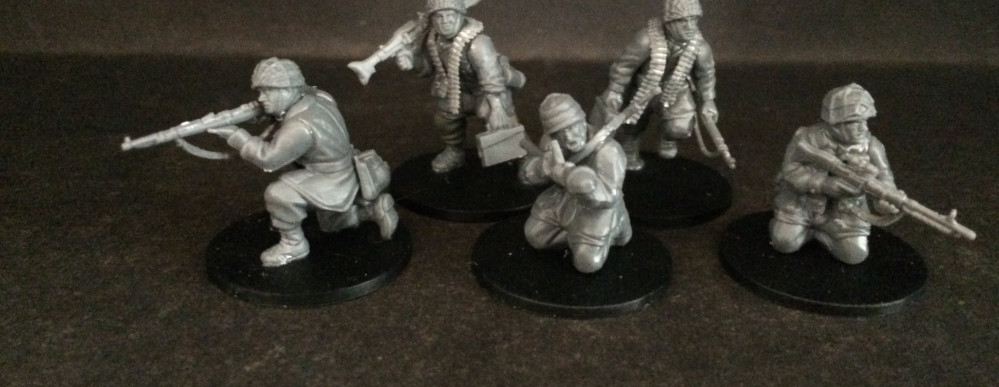 Next Batch Ready To Be Painted...