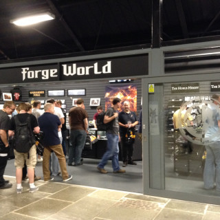 The New and Improved Warhammer World!