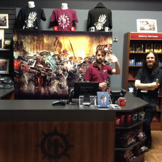 The Black Library Store