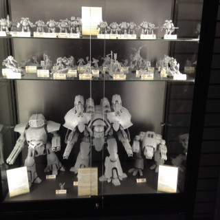 The Forge World Store
