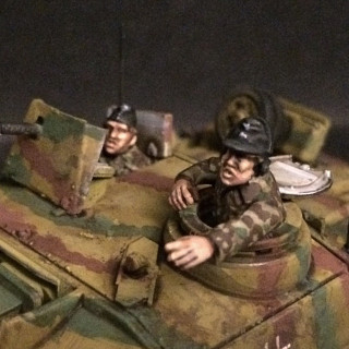 StuG finished
