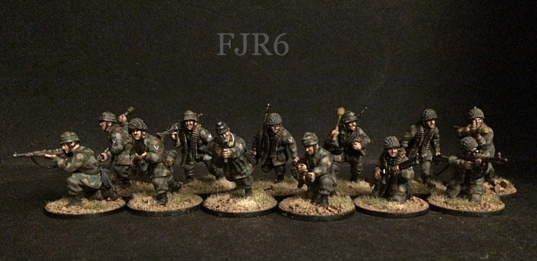 Third Squad finished