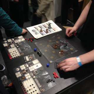 Steamforged Talk Dark Souls & Guild Ball On The Tabletop