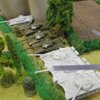 Battle Report - The Hungarian Border Conflict