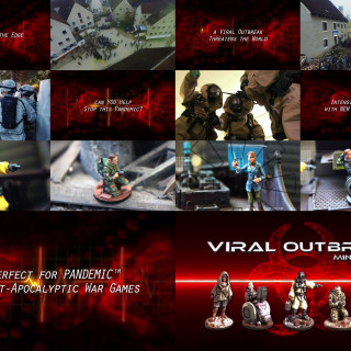 Viral Outbreak Miniatures