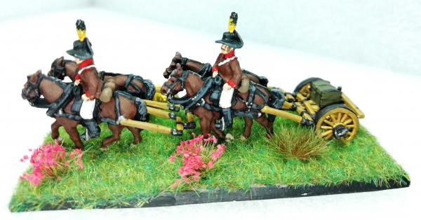 Austrian - Medium Artillery 09