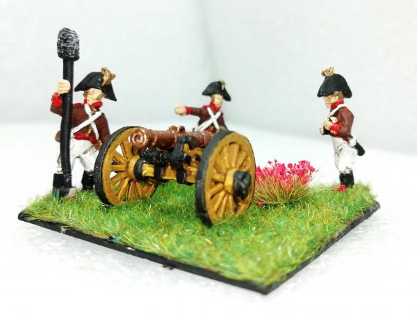 Austrian - Medium Artillery 04