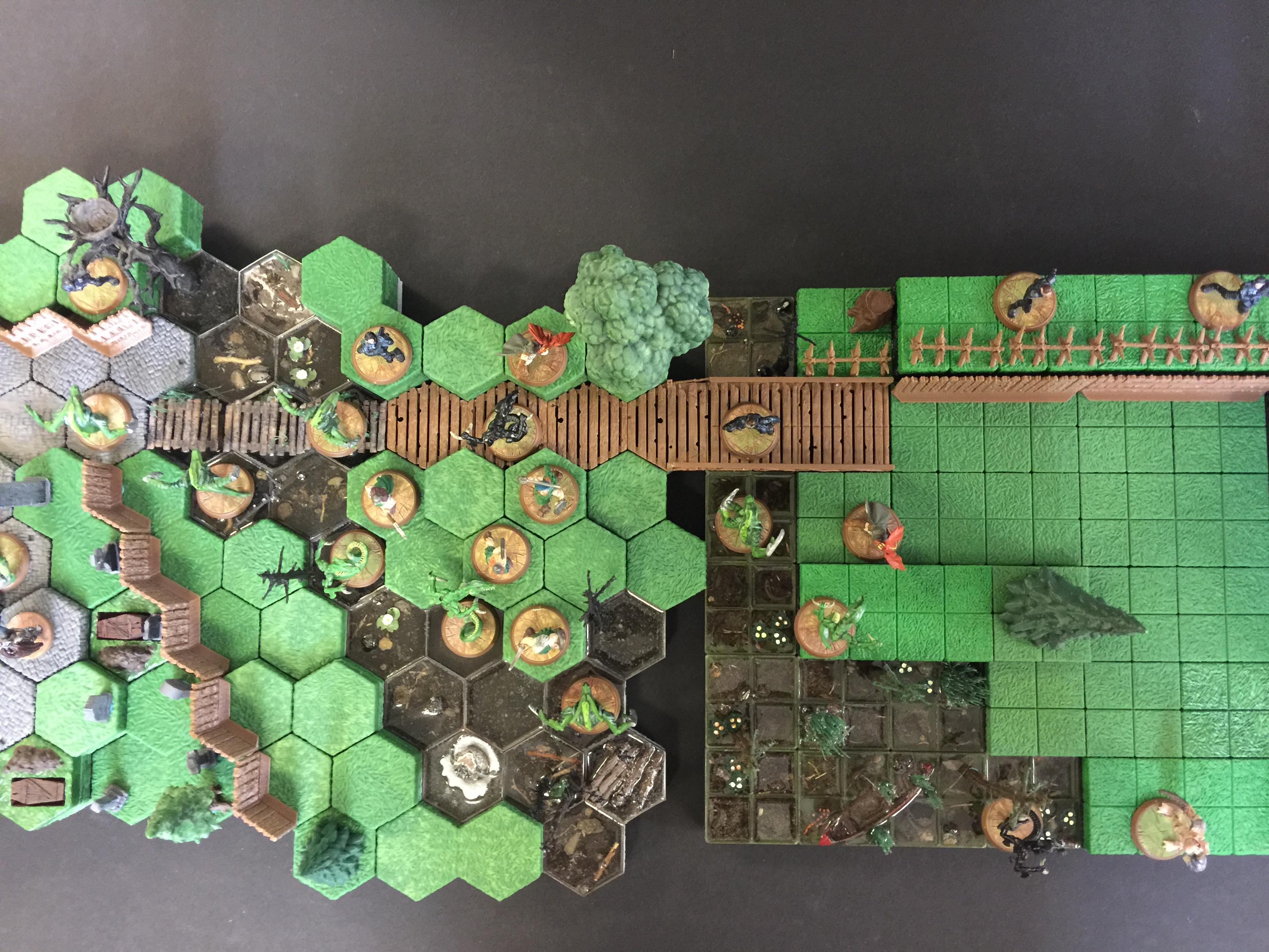photo regarding 3d Printable Terrain identified as HyGround 3D printable activity terrain, STL information already upon