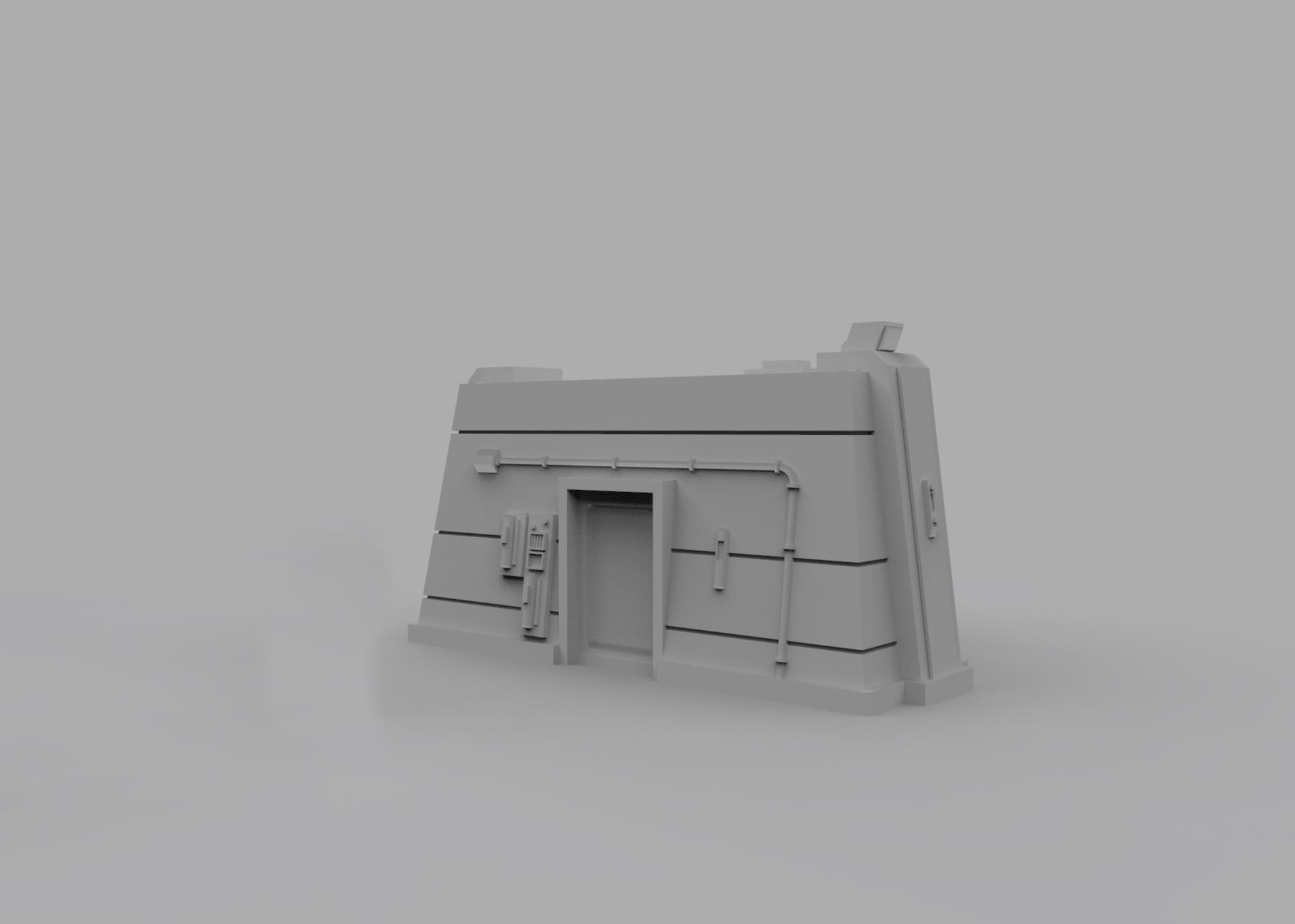 3D Printable Wargaming Terrain at discounted prices now at