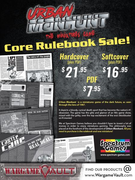 Core Rulebook Sale