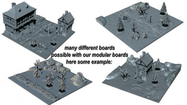 differentboards
