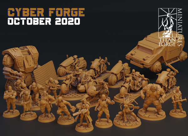 cyber forge