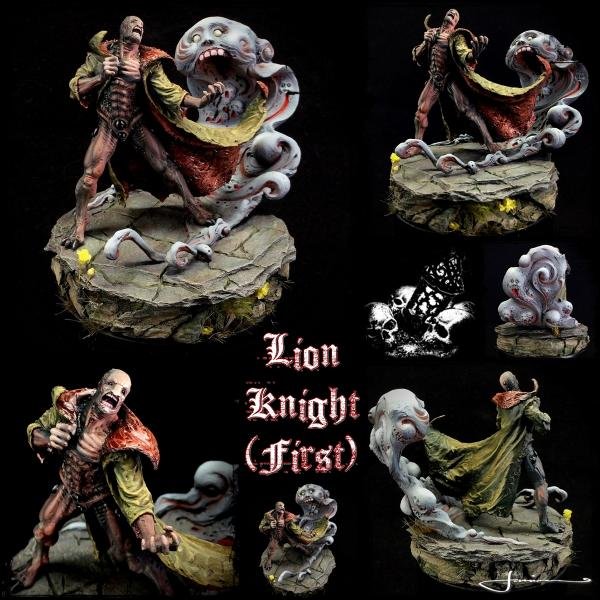 Lion Knight First 1