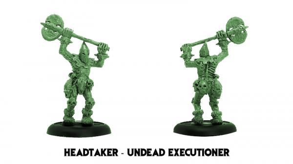 Headtaker - Undead Executioner