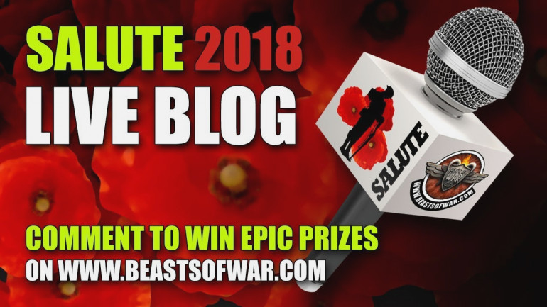 Salute 2018 Live Blog! Comment To Win – OnTableTop – Home of