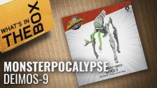 Monsterpocalypse Unboxing: Deimos-9
